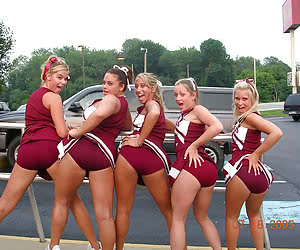 Cheerleaders