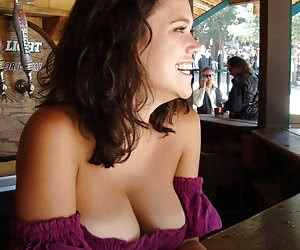 Oops Downblouse