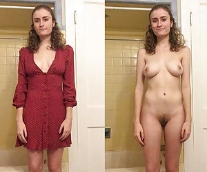 Category: clothed and unclothed